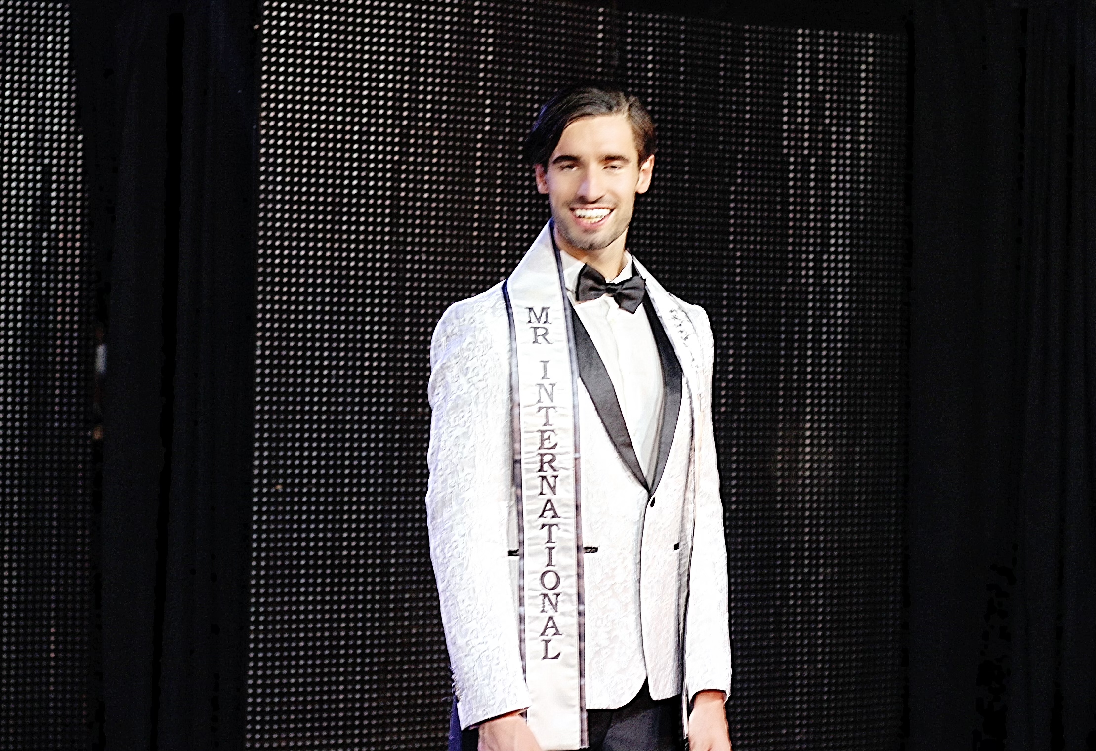 MISTER INTERNATIONAL SPAIN ES UN 'KEN' EXTREMEÑO
