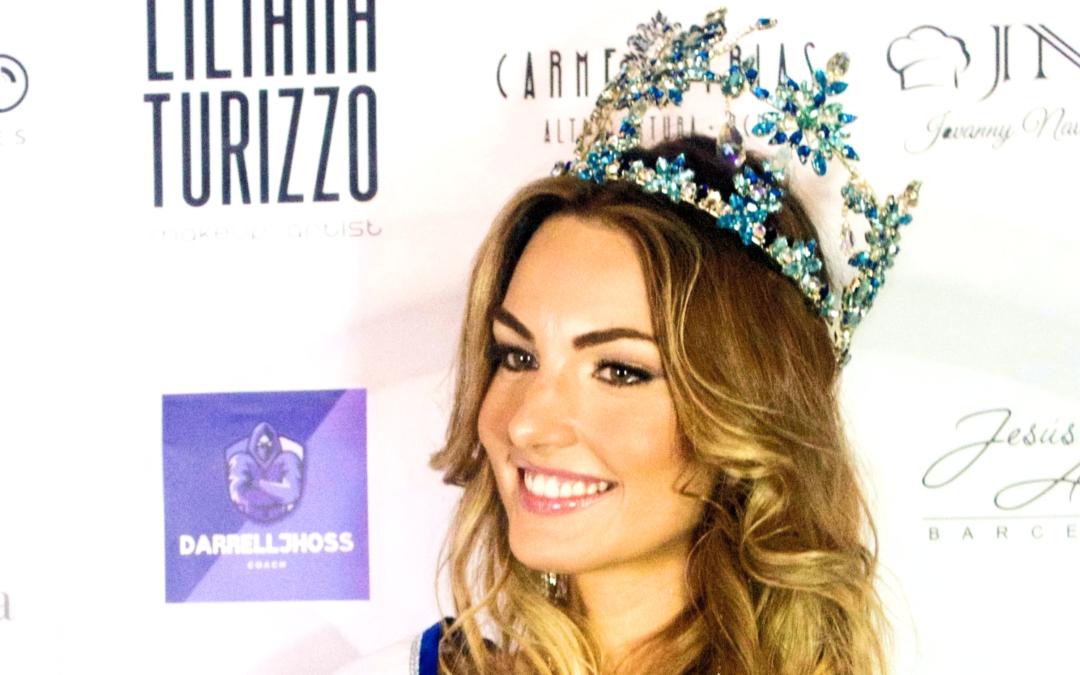 Miss World Barcelona, Sabela Álvarez «COMO MÉDICO, ESTUVE EN PRIMERA LÍNEA DEL COVID-19»