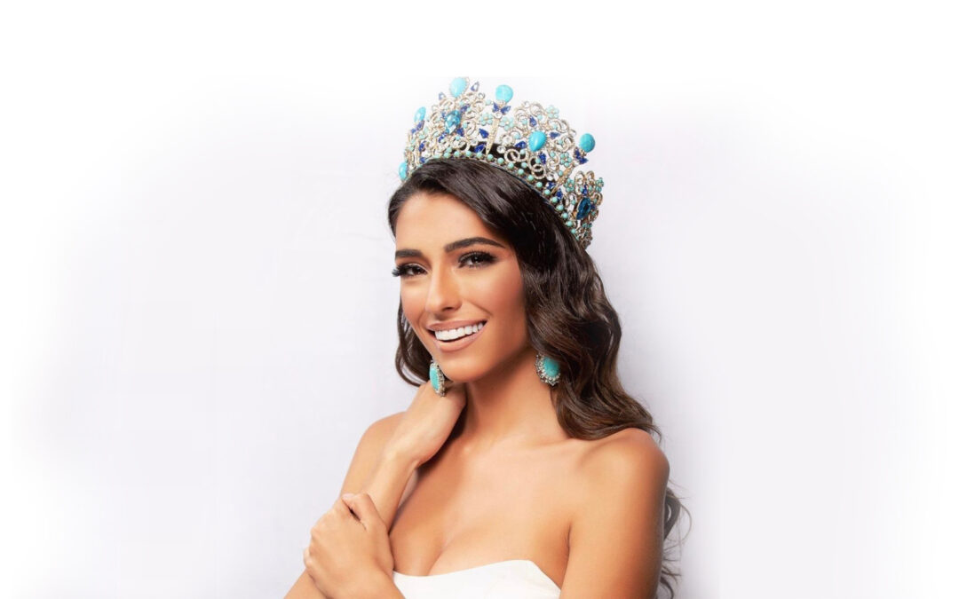 ENTREVISTA EXCLUSIVA A MISS WORLD SPAIN, 2020, ANA GARCÍA SEGUNDO