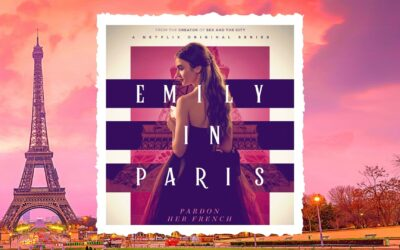 EMILY EN PARÍS, LA ERA DE LAS INSTAGRAMERS MAGNÍFICAS